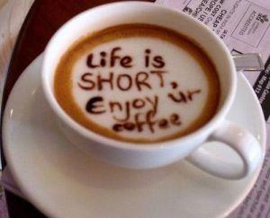 Koffie tag