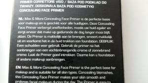 Review Max & More primer