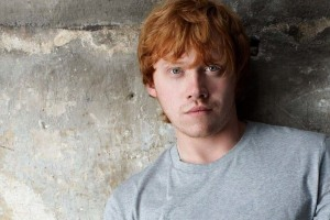 Rupert Grint - 2014 PRESS ART - O + M Company - RUPERT GRINT OF