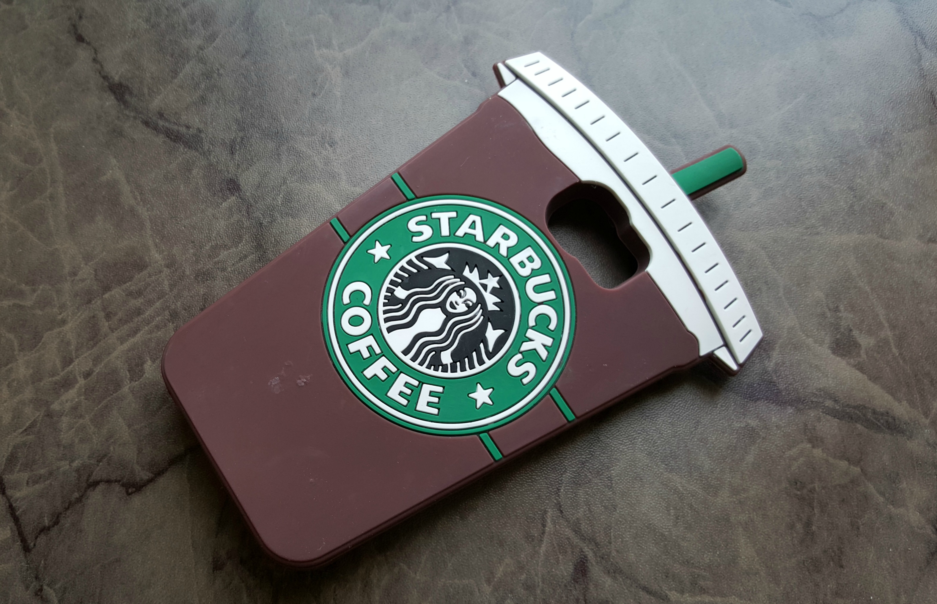 Starbucks hoesje