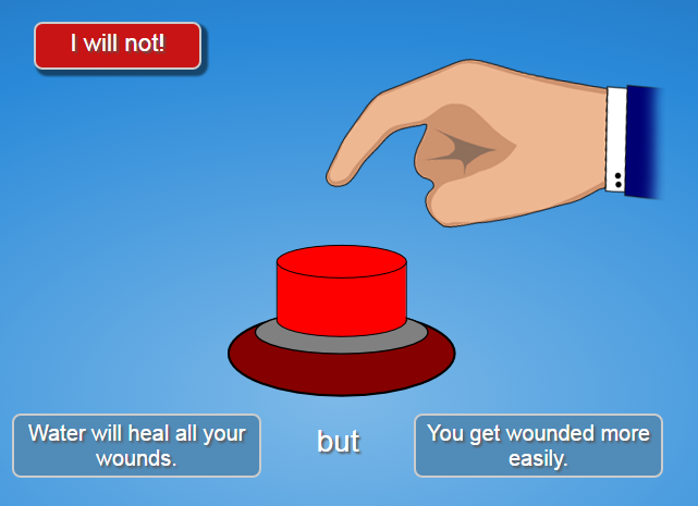 Would you press the button